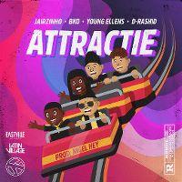 Cover Jairzinho / BKO / Young Ellens / D-Rashid - Attractie