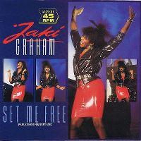 Cover Jaki Graham - Set Me Free