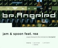 Cover Jam & Spoon feat. Rea - Be.Angeled