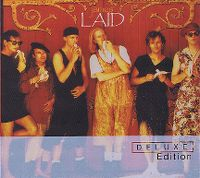 Cover James - Laid