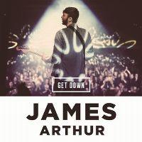 Cover James Arthur - Get Down