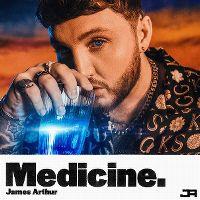 Cover James Arthur - Medicine