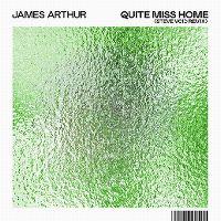 Cover James Arthur - Quite Miss Home