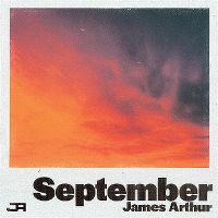 Cover James Arthur - September
