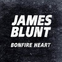Cover James Blunt - Bonfire Heart