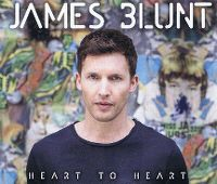 Cover James Blunt - Heart To Heart