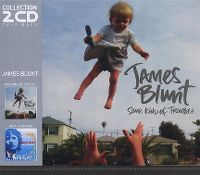 Cover James Blunt - Some Kind Of Trouble / Back To Bedlam