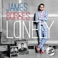 Cover James Borges - Lonely