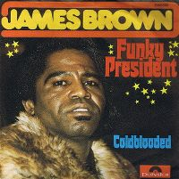 Cover James Brown - Funky President (People It's Bad)
