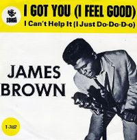 Cover James Brown - I Got You (I Feel Good)