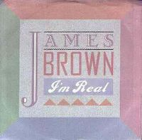 Cover James Brown - I'm Real