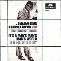 Cover James Brown - It's A Man's Man's Man's World