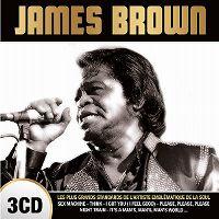 Cover James Brown - Les plus grands standards de l'artiste emblématique de la soul