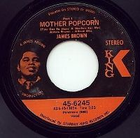 Cover James Brown - Mother Popcorn