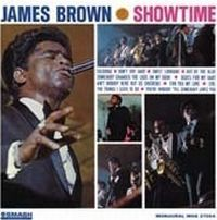 Cover James Brown - Showtime