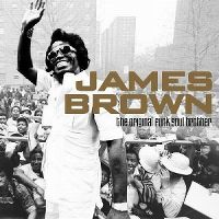 Cover James Brown - The Original Funk Soul Brother