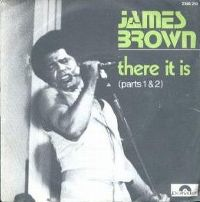 Cover James Brown - There It Is