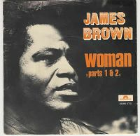 Cover James Brown - Woman