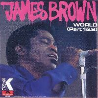 Cover James Brown - World