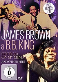 Cover James Brown & B.B. King - Georgia On My Mind And Other Hits