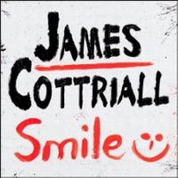 Cover James Cottriall - Smile