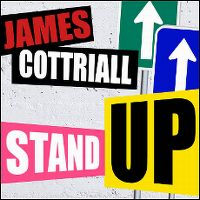Cover James Cottriall - Stand Up