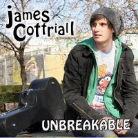 Cover James Cottriall - Unbreakable