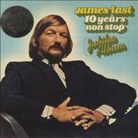 Cover James Last - 10 Years Non Stop Jubilee Album