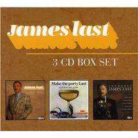 Cover James Last - 3 CD Box Set