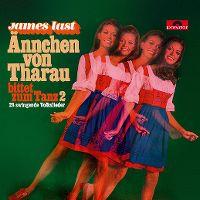 Cover James Last - Ännchen von Tharau bittet zum Tanz 2