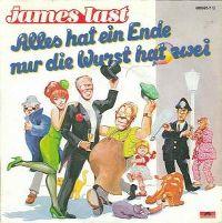 Cover James Last - Alles hat ein Ende nur die Wurst hat zwei