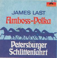 Cover James Last - Amboss-Polka
