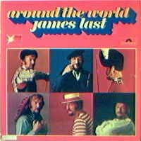 Cover James Last - Around The World