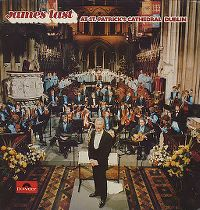 Cover James Last - At St. Patrick's Cathedral Dublin