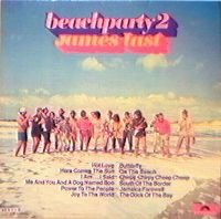 Cover James Last - Beachparty 2