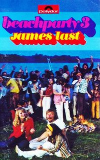 Cover James Last - Beachparty 3