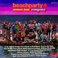 Cover James Last - Beachparty 4