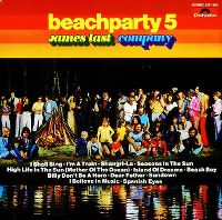 Cover James Last - Beachparty 5