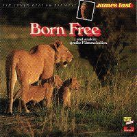 Cover James Last - Born Free - ...und andere große Filmmelodien