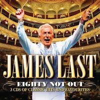 Cover James Last - Eighty Not Out