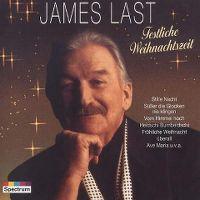 Cover James Last - Festliche Weihnachtszeit