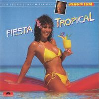 Cover James Last - Fiesta Tropical