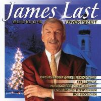 Cover James Last - Glückliche Adventszeit