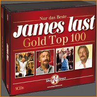 Cover James Last - Gold Top 100 - Nur das Beste