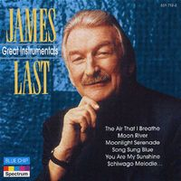 Cover James Last - Great Instrumentals