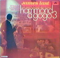 Cover James Last - Hammond à Gogo 3