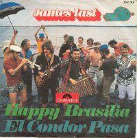 Cover James Last - Happy Brasilia