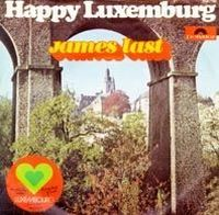 Cover James Last - Happy Luxemburg