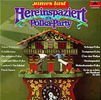 Cover James Last - Hereinspaziert zur Polka-Party