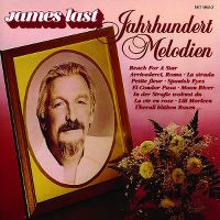 Cover James Last - Jahrhundert-Melodien